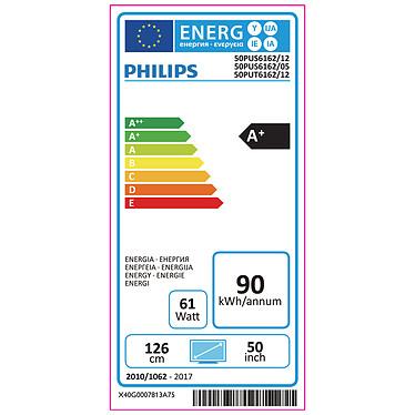 Philips 50PUS6162 pas cher