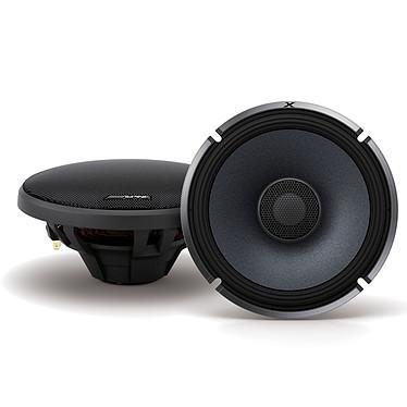 Alpine X-S65 Haut-parleur Hi-Res coaxial à 2 voies 16.5cm (par paire)
