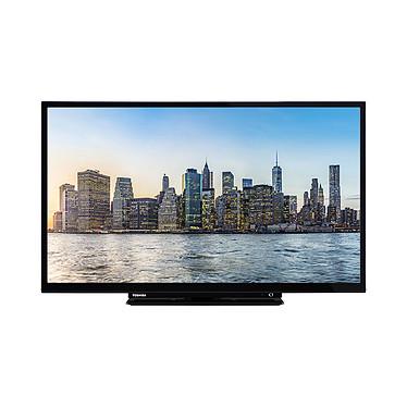 """Toshiba 32W1733DG Téléviseur LED HD 32"""" (81 cm) 16/9 - 1366 x 768 pixels - HDTV - 300 Hz"""