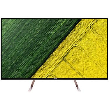 "Acer 43"" LED - ET430Kwmiippx 3840 x 2160 pixels - 5 ms - Format large 16/9 - Dalle IPS - HDR Ready - DisplayPort - HDMI - Blanc (Garantie constructeur 3 ans)"