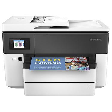HP OfficeJet Pro 7730 Imprimante Multifonction jet d'encre couleur 4-en-1 (USB 2.0 / Ethernet / Wi-Fi / AirPrint / Google Cloud Print)