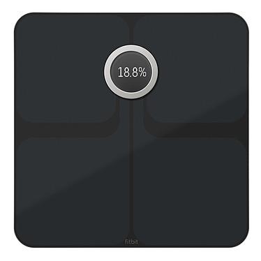 FitBit Aria 2 Noir Balance intelligente sans fil Wi-Fi pour appareils iOS, Android et Windows