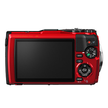 Olympus TG-5 Rouge + LG-1 pas cher
