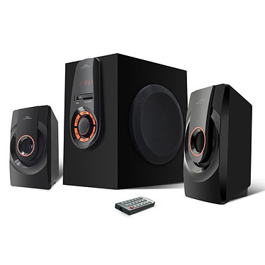Advance SoundPhonic 2.1 LED 14W Kit d'enceintes 2.1 (14 W RMS)