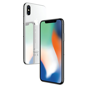 Avis Apple iPhone X 64 Go Argent