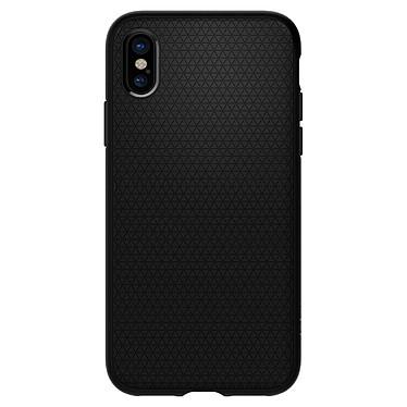 Opiniones sobre Spigen Case Liquid Air negro Apple iPhone X