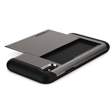 Comprar Spigen Case Slim Armor CS Gun Metal Apple iPhone X