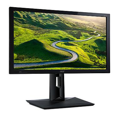 """Acer 24"""" LED - CB241HBMIDR 1920 x 1080 pixels - 1 ms - Format 16/9 - Pivot - HDMI - Noir (Garantie constructeur 3 ans)"""
