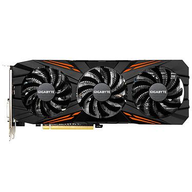 Avis Gigabyte GeForce GTX 1070 Ti Gaming 8G