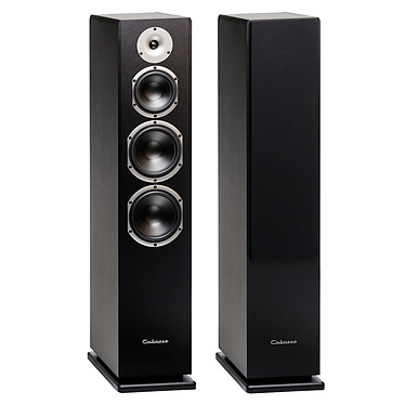 Acheter Yamaha MusicCast R-N402D Argent + Cabasse Alderney MT32 Noir satin