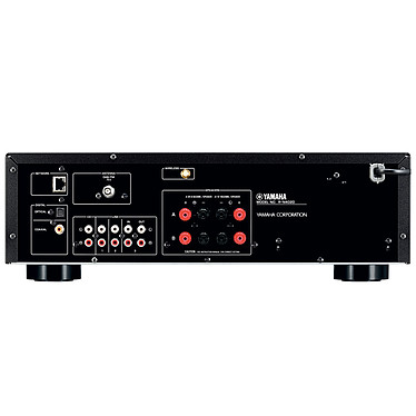 Avis Yamaha MusicCast R-N402D Argent + Cabasse Alderney MT32 Noir satin