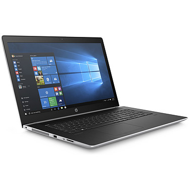 "HP ProBook 470 G5 (3BZ57ET) Intel Core i5-8250U 8 Go SSD 256 Go 17.3"" LED Full HD Wi-Fi AC/Bluetooth Webcam Windows 10 Professionnel 64 bits"