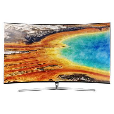"""Samsung UE65MU9005 Téléviseur incurvé LED 4K 65"""" (165 cm) 16/9 - 3840 x 2160 pixels - TNT, Câble et Satellite HD - Ultra HD - HDR - Wi-Fi - Bluetooth - 2700 PQI"""