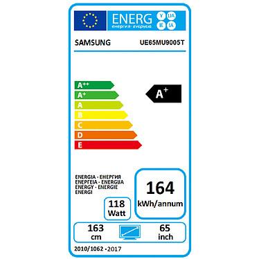Samsung UE65MU9005 pas cher