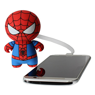 Avis Lazerbuilt Kawaii Powerbank Marvel Spiderman 2600 mAh