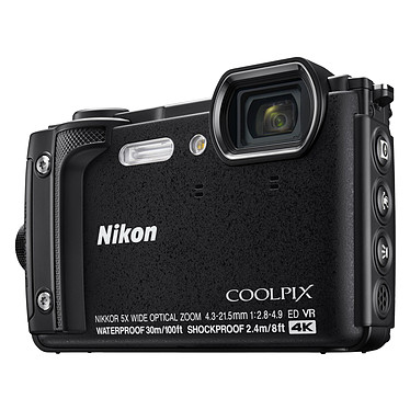Avis Nikon Coolpix W300 Noir