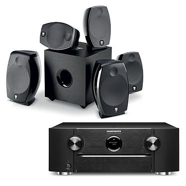Marantz SR6012 Noir + Focal Sib Evo 5.1.2 Dolby Atmos