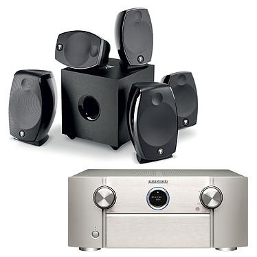 Marantz SR7012 Argent/Or + Focal Sib Evo 5.1.2 Dolby Atmos