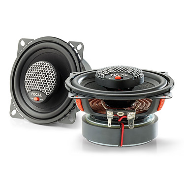 Focal ICU100 Kit 2 voies coaxial 10 cm (par paire)