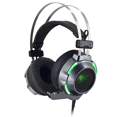 Spirit of Gamer Elite-H30 Auriculares Circum-aural para videojuegos (conector de 3,5 mm/PC)