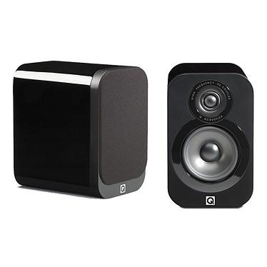 Q Acoustics 3010 Noir laqué