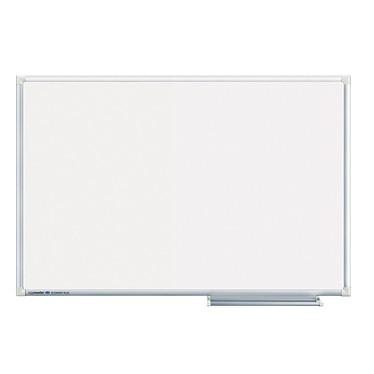Legamaster Economy Plus 120 x 90 cm (7-102754) Tableau blanc en acier laqué avec surface émaillée magnétique effaçable 120 x 90 cm