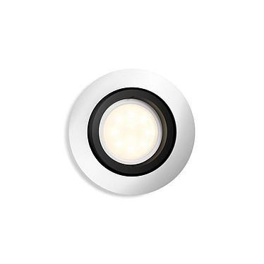 Philips White ambiance Milliskin Spot à encastrer - Chromé