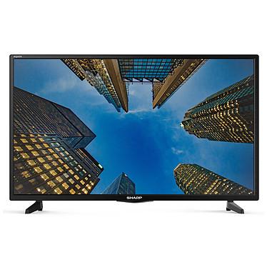 """Sharp LC-32HG3342 Téléviseur LED HD 32"""" (81 cm) - 1366 x 768 pixels - TNT, Câble et Satellite HD - HDTV - HDMI - USB - 100 Hz"""
