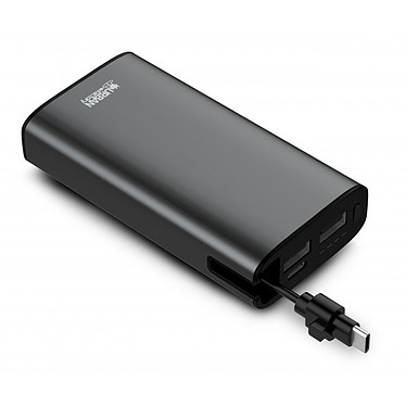 Opiniones sobre Urban Factory Power Bank 6 700 mAh USB-C