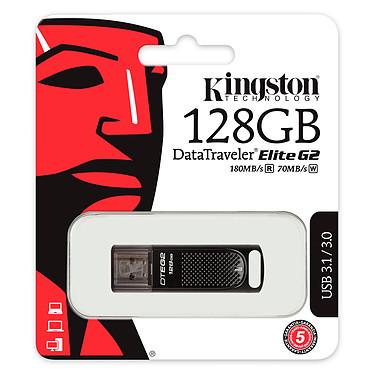 Kingston DataTraveler Elite G2 128 Go a bajo precio