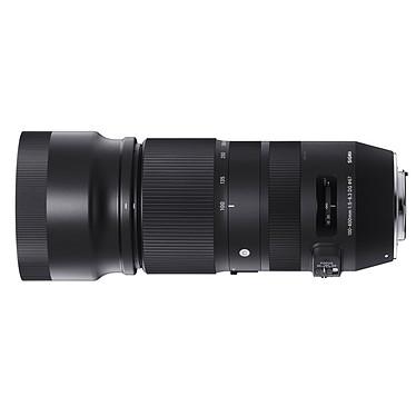 SIGMA 100-400mm F5-6.3 DG OS HSM monture Nikon Ultra télézoom stabilisé - ligne Contemporary