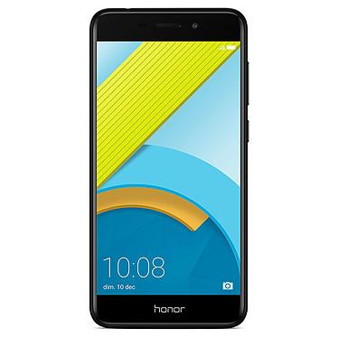 "Honor 6C Pro Noir Smartphone 4G-LTE Dual SIM - MediaTek MT6750 8-Core 1.5 GHz - RAM 3 Go - Ecran tactile 5.2"" 720 x 1280 - 32 Go - NFC/Bluetooth 4.1 - 3000 mAh - Android 7.0"