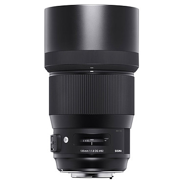 SIGMA 135 mm F1.8 DG HSM monture Nikon