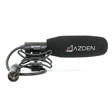 Azden SGM-250CX Microphone compact pro avec prise XLR