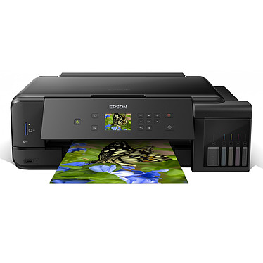 Epson EcoTank ET-7750 Imprimante Multifonction jet d'encre 3-en-1 (Ethernet / USB / Wi-Fi)