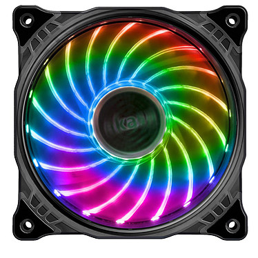 Akasa Vegas X7 Ventilateur LED 120 mm à LEDs RGB