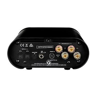 Avis Q Acoustics M7 2.1 Noir