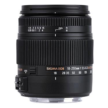 Canon EOS 200D + SIGMA 18-250mm f/3.5-6.3 DC Macro OS HSM pas cher