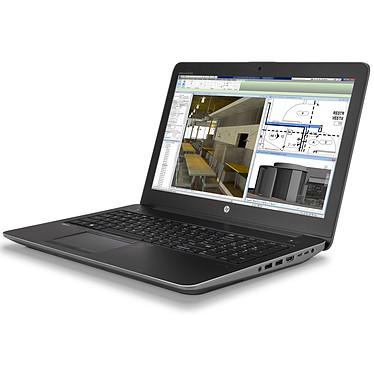 Avis HP ZBook 15 G4 (1RQ75ET)