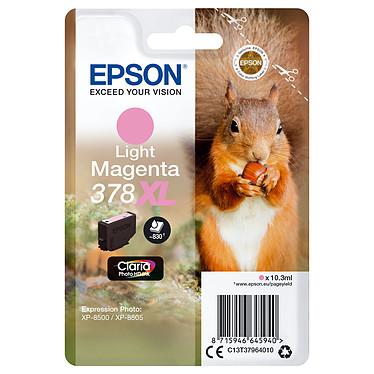 Epson Ecureuil Magenta Clair 378XL