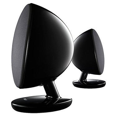 KEF EGG Wireless Noir
