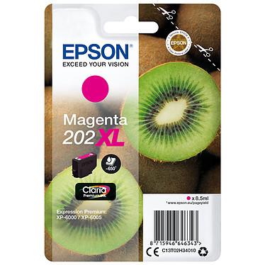 Epson Kiwi Magenta 202XL Cartouche d'encre haute capacité Claria Premium Magenta (8.5 ml / 650 pages)