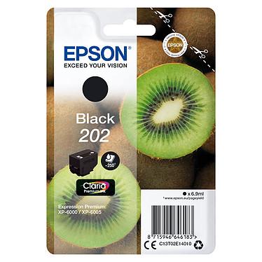Epson Negro Kiwi 202 Cartucho de tinta Claria Premium Black (6.9 ml / 250 páginas)