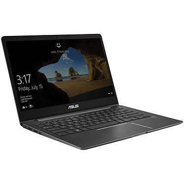 "ASUS Zenbook 13 UX331UA-EG012R Intel Core i5-8250U 8 Go SSD 256 Go 13.3"" LED Full HD Wi-Fi AC/Bluetooth Webcam Windows 10 Professionnel 64 bits (garantie constructeur 2 ans)"