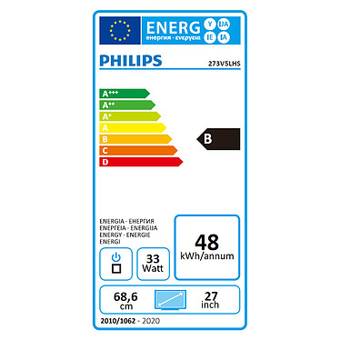 "Comprar Philips 27"" LED - 273V5LHSB"