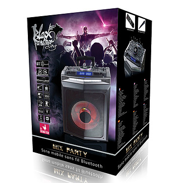 Avis Black Panther Mix Party