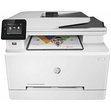 HP Color LaserJet Pro MFP M281fdw Imprimante multifonction laser 4-en-1 (USB 2.0/Ethernet/Wi-Fi)
