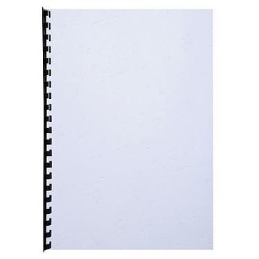 Comprar Exacompta Placas de cobertura de cuero blanco A4 x 25