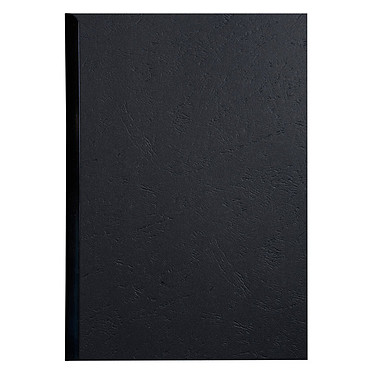 Opiniones sobre Exacompta Placas de cobertura de cuero negro A4 x 100