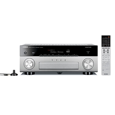 Yamaha MusicCast RX-A870 Titane
